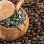 green tea and caffeine